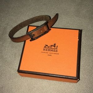 HERMÈS wrap bracelet